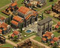 le jeu mmorpg Forge of Empires